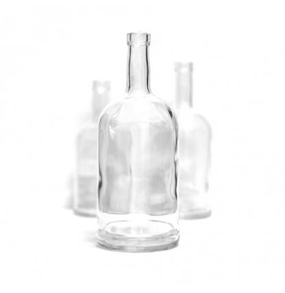 Бутылка Домашний самогон, 1 л.