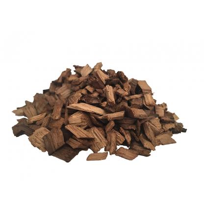 Дубовые чипсы Краснодарский дуб (сильный обжиг), 100 гр.