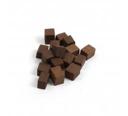 Дубовые кубики (средний обжиг), 100 гр.