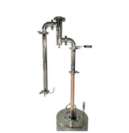 Джин-корзина с прямыми выходами (1.5 или 2 дюйма)