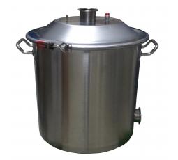 Перегонный куб с конусной крышкой, 25 литров