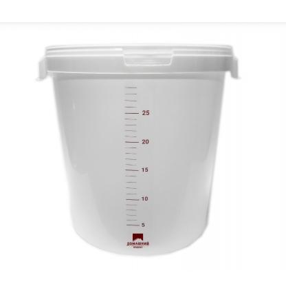 Самоклеющаяся мерная линейка на ёмкость 32 литра