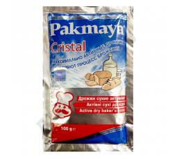 Спиртовые дрожжи Pakmaya Cristal (Пакмайя Кристал), 100 гр.