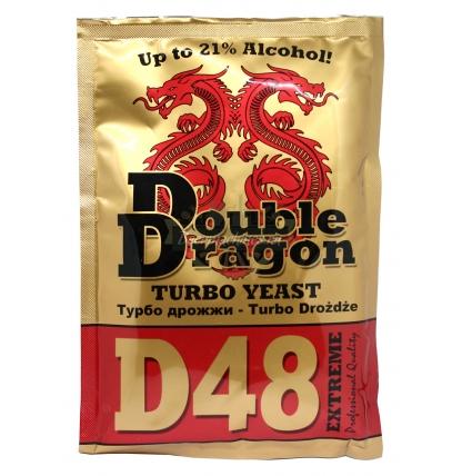 Турбо-дрожжи Double Dragon D48