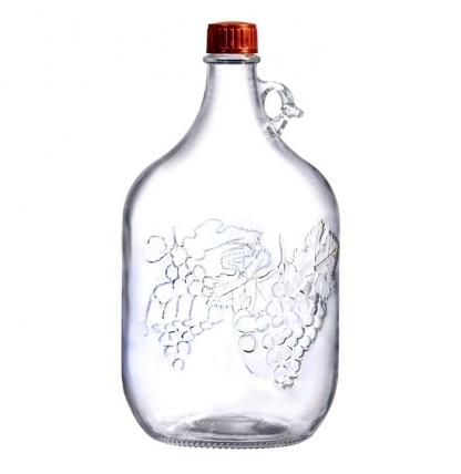 Бутыль винная Лоза, 5 л.