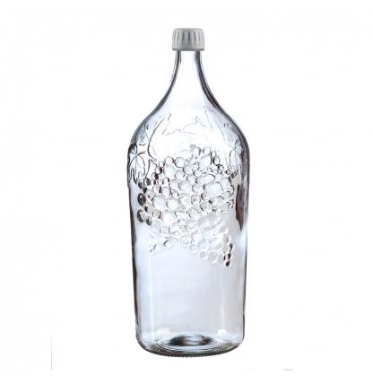 Бутыль винная ВИНОГРАД, 2 л.