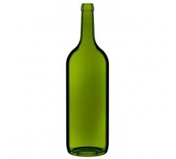 Винная бутылка Бордо, 0.75 л.