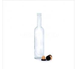 Бутылка под коньячную пробку, 0.7 л.
