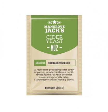 Дрожжи пивные Cider M02, 10 гр.