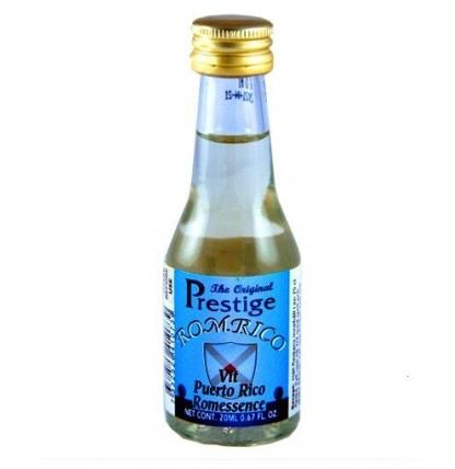 Эссенция Prestige Puerto Rican Rum (Белый классический ром), 20 мл.