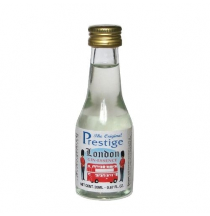 Эссенция Prestige London Gin (Лондонский Сухой Джин), 20 мл.