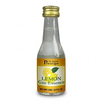 Эссенция Prestige Lemon Gin (Лимонный Джин), 20 мл.