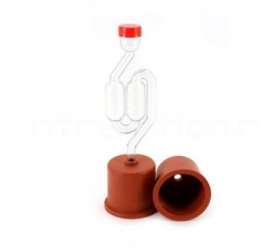 Гидрозатвор на бутыль
