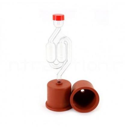 Колпачок на бутыль под гидрозатвор