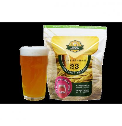 Солодовый экстракт «Своя кружка» APA (American Pale Ale), 2,1 кг