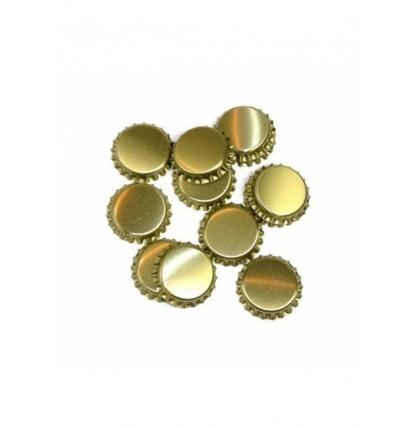 Кроненпробки (золотые), 80 штук