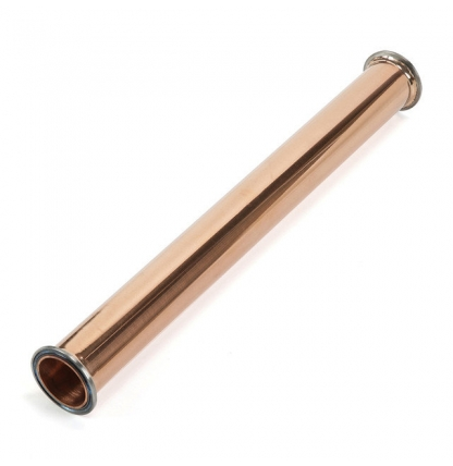 Медная царга 1.5 дюйма/ 2 дюйма (500 мм.)
