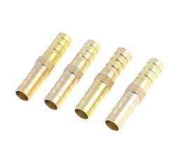 Соединитель латунный на 8 или 10 мм.