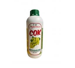 Сок концентрированный виноградный белый, 1 кг.