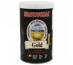 Солодовый экстракт BrewFerm Gold, 1.5 кг.
