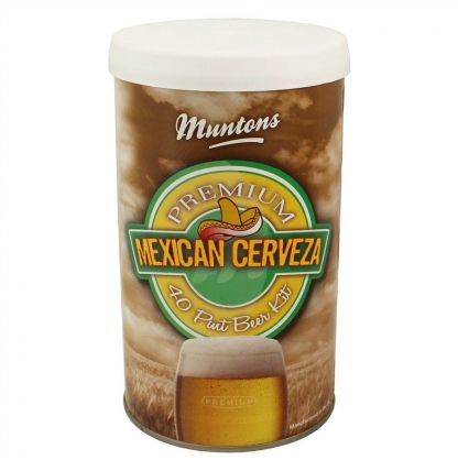 Солодовый экстракт Muntons Mexican Cerveza , 1,5 кг
