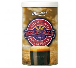 Солодовый экстракт Muntons Midland Mild Ale, 1,5 кг