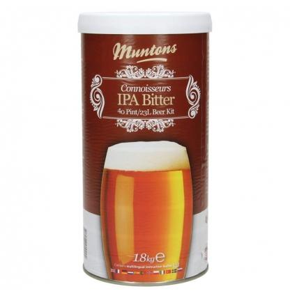 Солодовый экстракт Muntons IPA Bitter, 1,8 кг