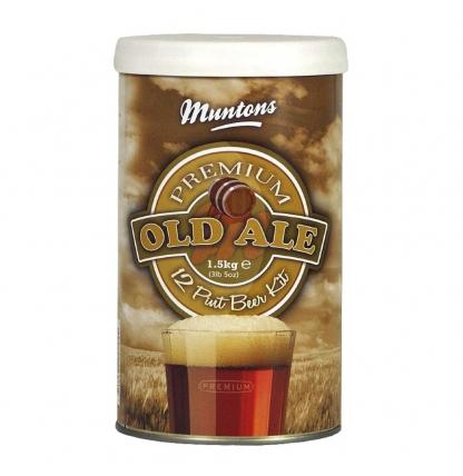 Солодовый экстракт Muntons Old Ale, 1,5 кг