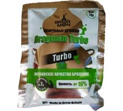 Спиртовые дрожжи Bragman Turbo, 115 гр.