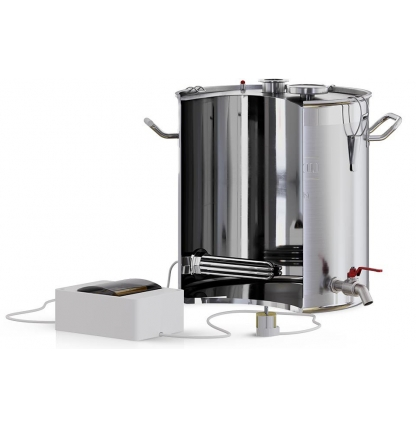Тэн 3 кВт с плавной регулировкой (под кламп 2 дюйма)