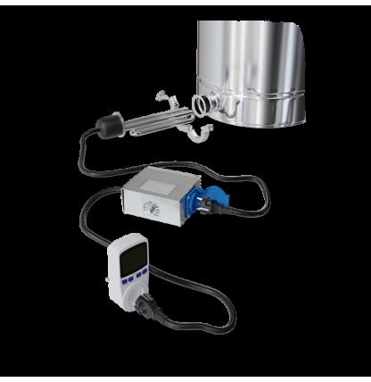 Тэн Люксстайл 3 кВт с плавной регулировкой (под кламп 2 дюйма)