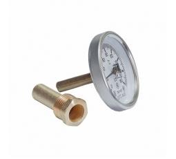 Термометр биметаллический
