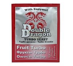 Турбо дрожжи DoubleDragon Fruit, 50 гр.