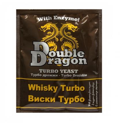 Спиртовые дрожжи Double Dragon Whisky (для Виски), 72 гр.