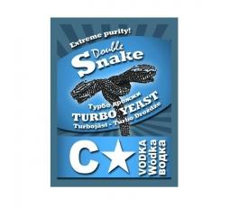 Турбо дрожжи Double Snake Vodka, 66 гр.