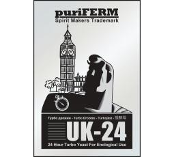 Турбо дрожжи PuriFerm UK-24